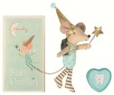 Maileg Mouse Tooth Fairy In Box Boy - Maileg Mouse Tooth Fairy In Box Boy
