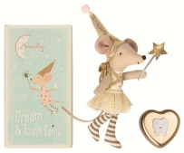 Maileg Mouse Tooth Fairy In Box Girl