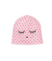 Livly Lou Hat Pink Dots