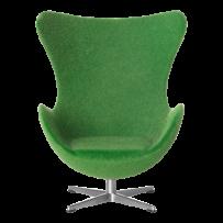 Minimii Arne Jacobsen Ägget Fåtölj Miniatyr ( Grön )