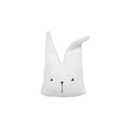 Fabelab Travel Bunny Rattle - Fabelab Travel Bunny Rattle
