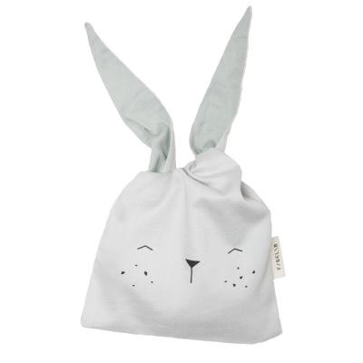 Fabelab Lunch Bag Bunny Ice Grey - Fabelab Lunch Bag Bunny Ice Grey