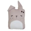 Fabelab Animal Cushion Cute Bunny - Fabelab Animal Cushion Cute Bunny