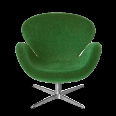 Minimii Arne Jacobsen Svanen Fåtölj Miniatyr ( Grön ) - Minimii Arne Jacobsen Svanen Fåtölj Miniatyr ( Grön )