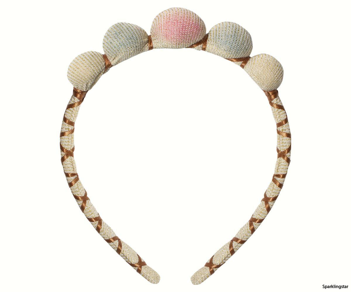 Maileg Hairband Dots One Size