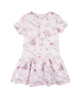 Livly Pink Princess Land Sandy Dress