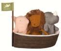 Maileg Noahs Ark With 3 Mini Animals - Maileg Noahs Ark With 3 Mini Animals