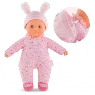 Corolle Sweet Heart Pink Baby Doll - Corolle Sweet Heart Pink Baby Doll