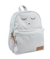 Livly Backpack Grey Sleeping Cutie