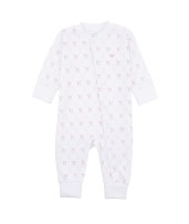 Livly Dimond Bunny Overall Pink