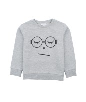 Livly Sleeping Cutie Sweatshirt Grey