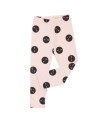Livly Sleepin Cutie Polka Dots Leggings Baby Pink - Livly Sleepin Cutie Polka Dots Leggings Baby Pink ( Storlek 6 år )