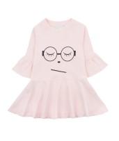 Livly Sleeping Cutie Glasses Ella Dress Baby Pink