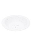 Livly Bowl White / Silver Dots - Livly Bowl White / Silver Dots