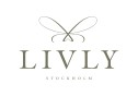 Livly Bowl White / Silver Dots