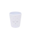 Livly Cup Blue / Silver Dots - Livly Cup Blue / Silver Dots