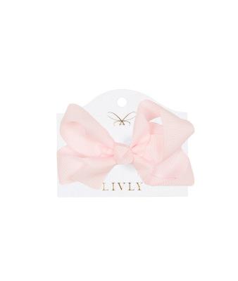 Livly Medium Bow Cotton Candy - Livly Medium Bow Cotton Candy