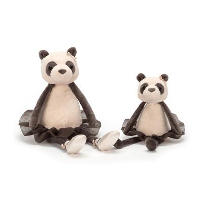 Jellycat Dancing Darcy Panda - Jellycat Dancing Darcy Panda ( Storlek 23 cm )
