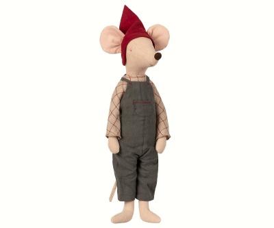 Maileg Christmas Mouse Maxi Boy - Maileg Christmas Mouse Maxi Boy