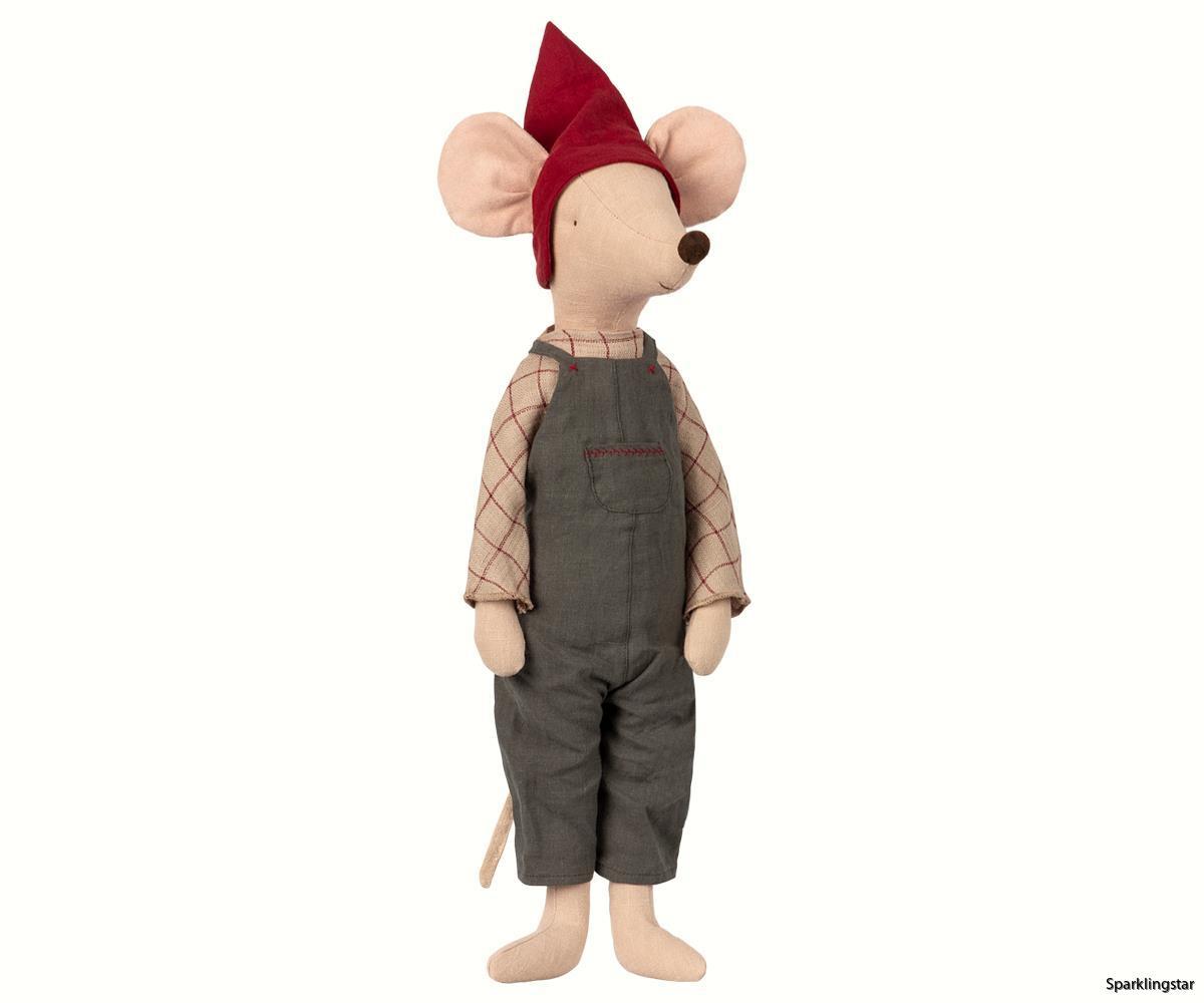 Maileg Christmas Mouse Maxi Boy