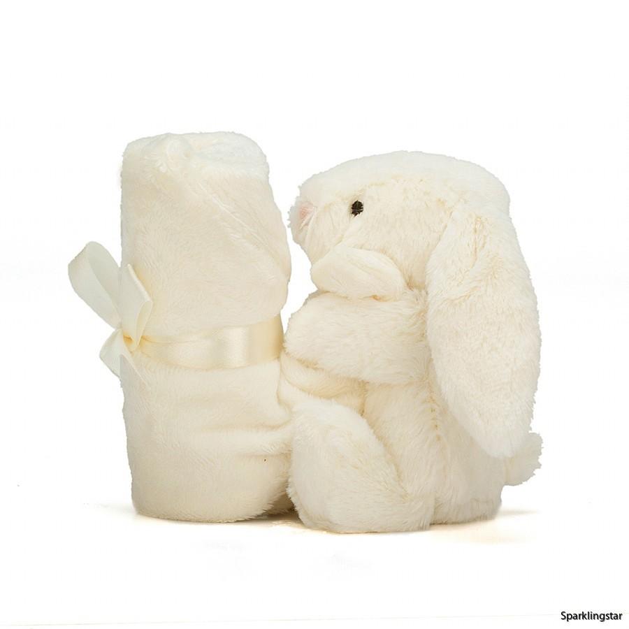 Jellycat Bashful Bunny Cream Blankie