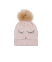 Livly Cashmere Hat Powder Glitter