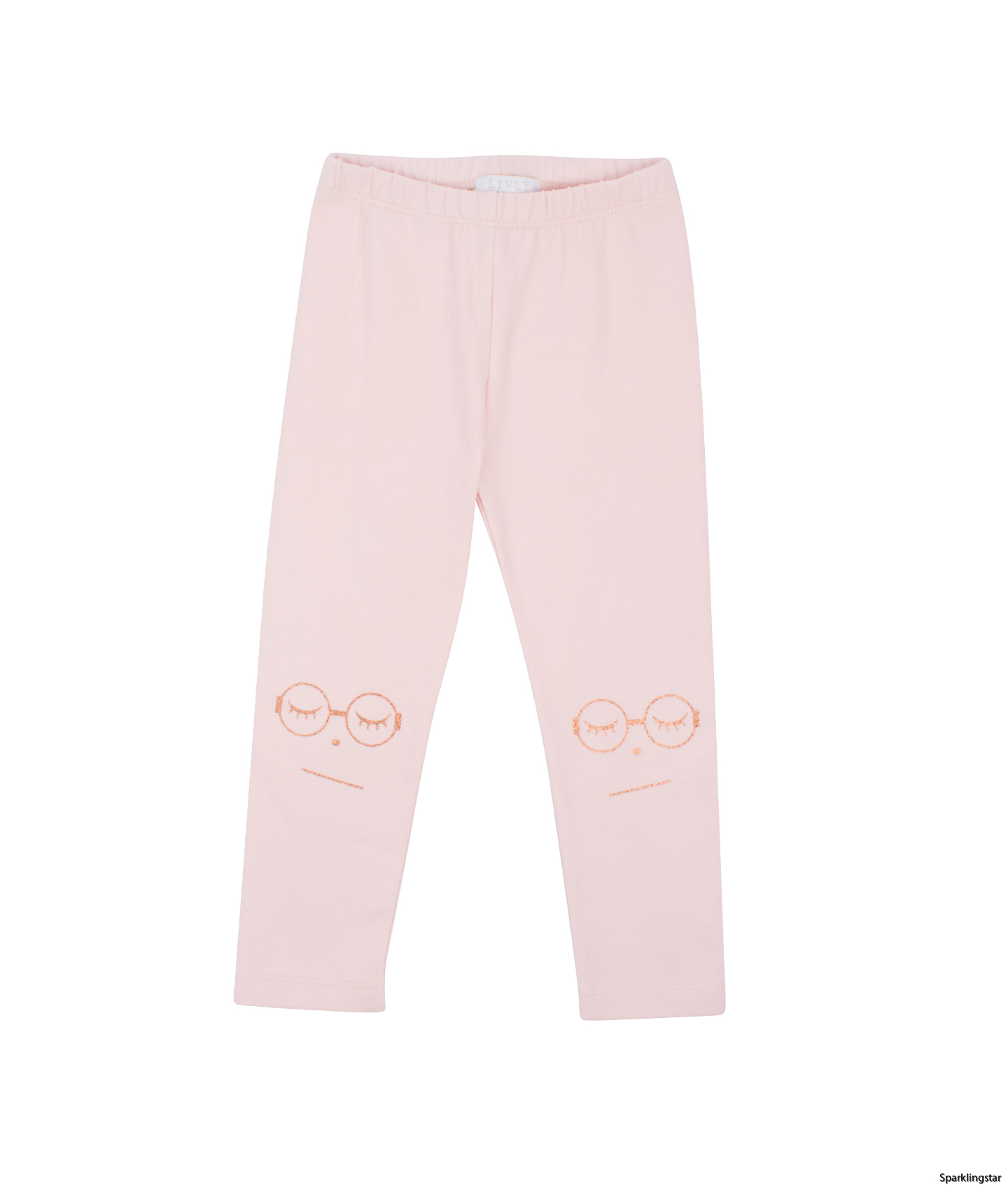 Livly Sleeping Cutie Glasses Essential Pants