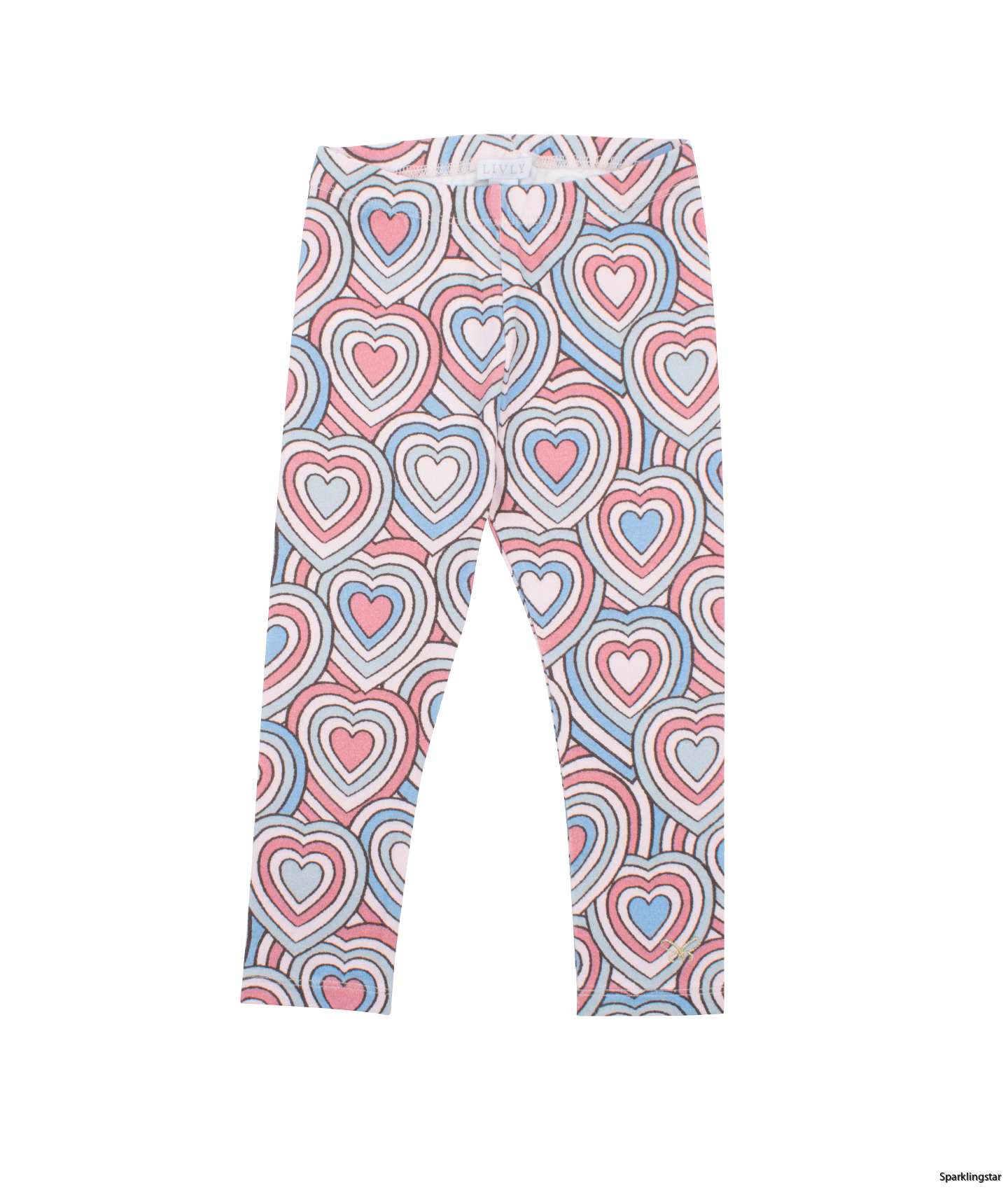 Livly Essential Pants I Heart You