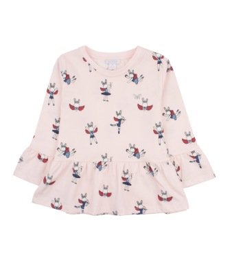 Livly Drew Top Bunny Angels - Livly Drew Top Bunny Angels  ( Storlek 3 år )