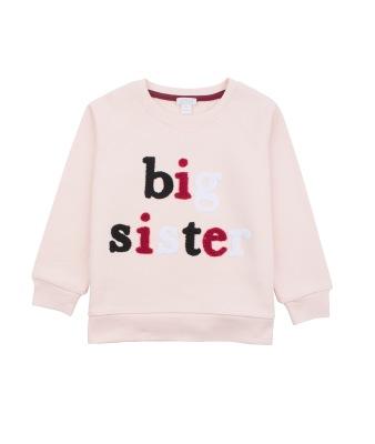 Livly Big Sister Sweatshirt - Livly Big Sister Sweatshirt ( Storlek 2 år )