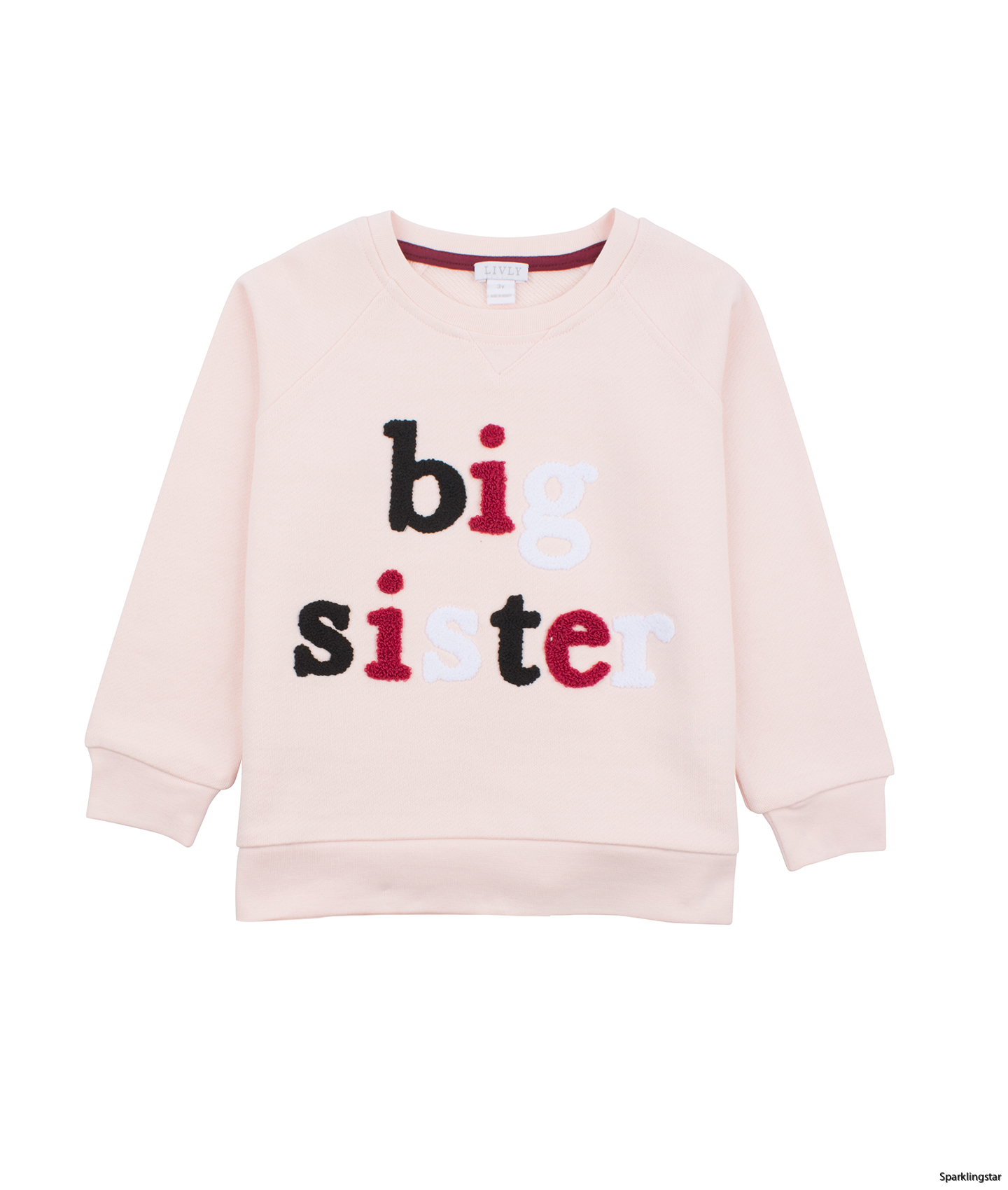 Livly Big Sister Sweatshirt