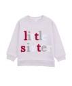 Livly Little Sister Sweatshirt - Livly Little Sister Sweatshirt ( Storlek 4 år )