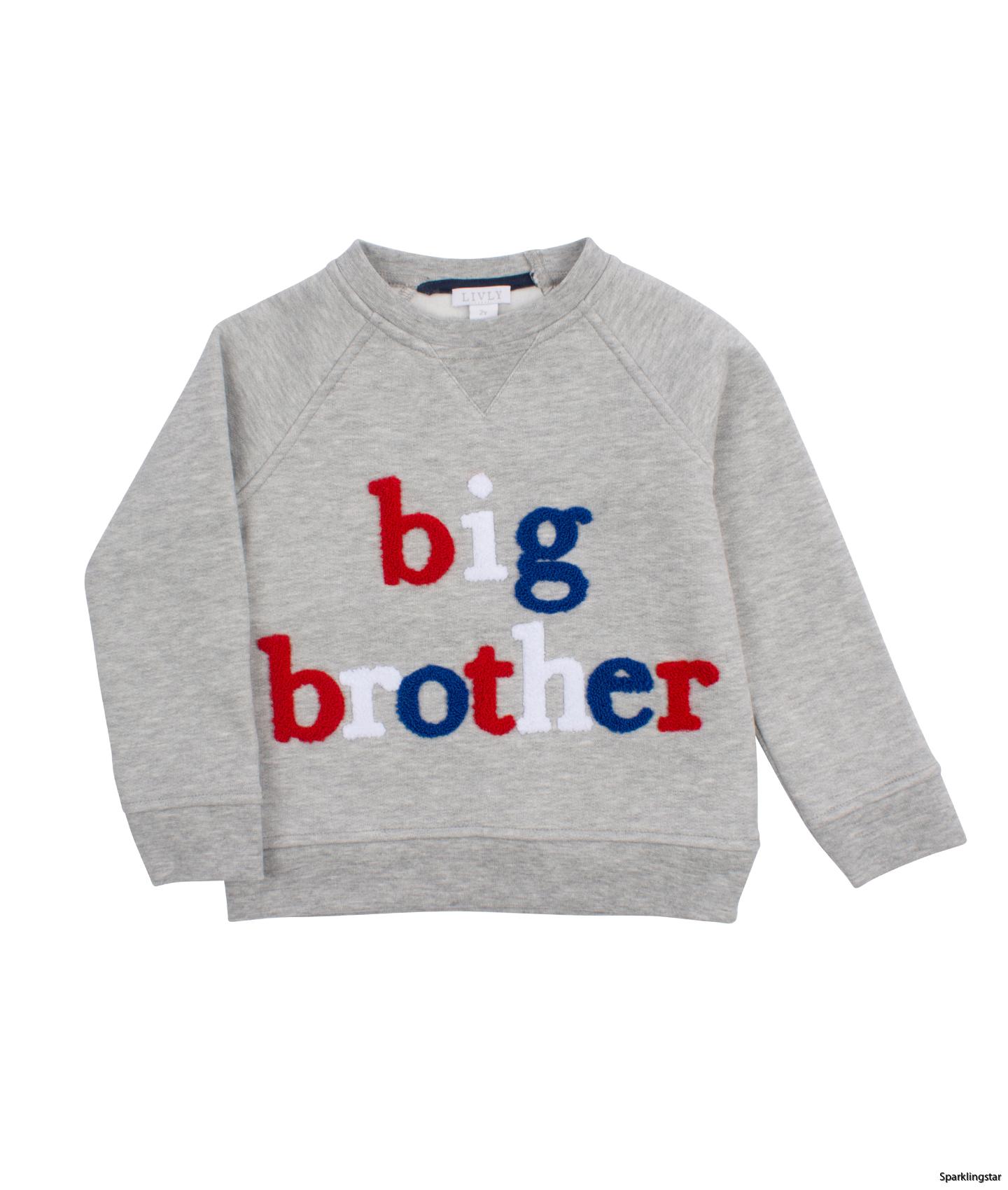Livly Big Brother Sweatshirt