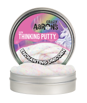 Crazy Aarons Thinking Putty Glow Enchanting Unicorn