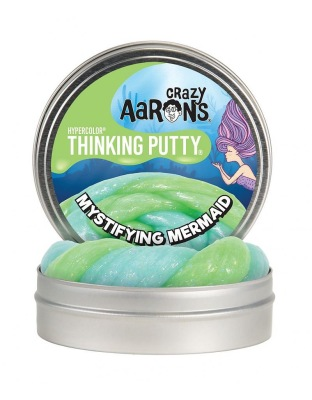 Crazy Aarons Thinking Putty Hypercolor Mystifying Mermaid - Crazy Aarons Thinking Putty Hypercolor Mystifying Mermaid