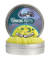 Crazy Aarons Thinking Putty Phantom  Blue Moon