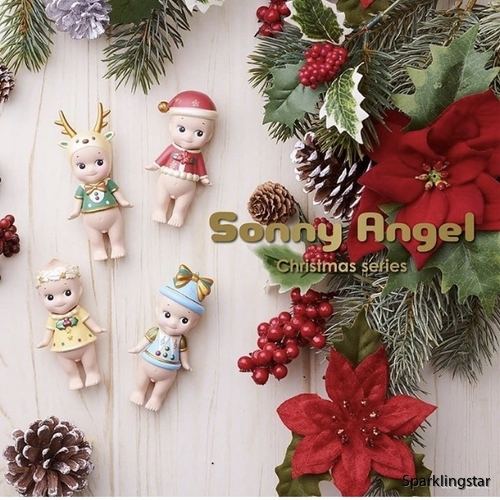 Sonny Angel Jul Series 2018