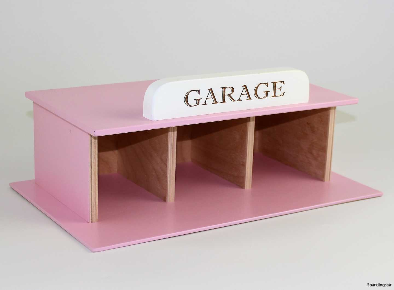 Kalikå  Garage Rosa