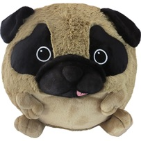 Squishable Big Pug