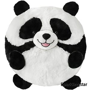 Squishable Happy Panda