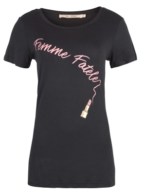 Rue De Femme Femmie Tee - Rue De Femme Femmie Tee ( Storlek Xs )