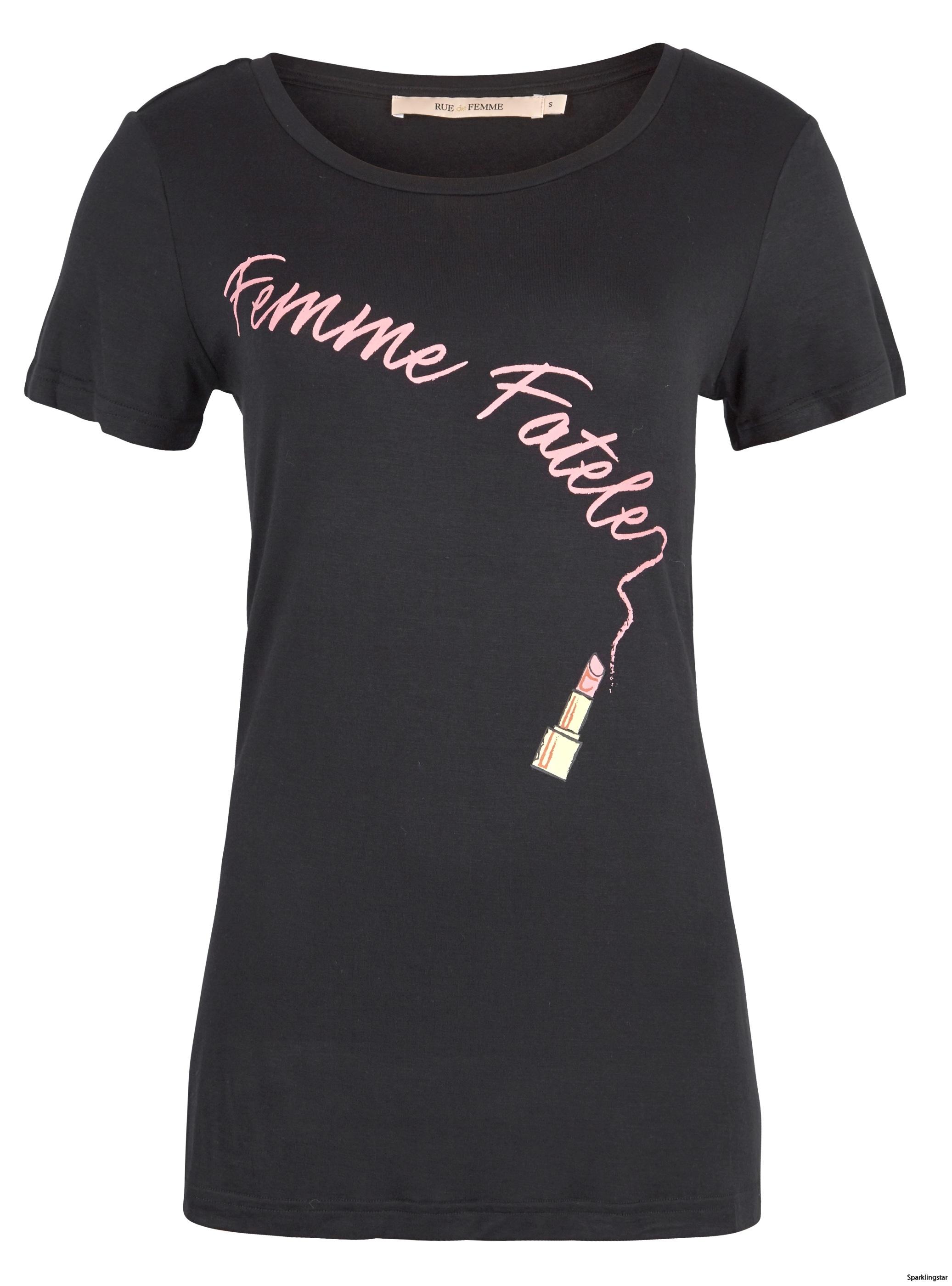 Rue De Femme Femmie Tee