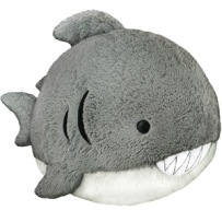 Squishable Big Great White Shark