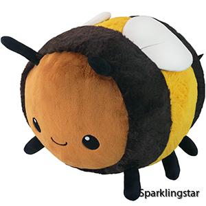Squishable Fuzzy Bumblebee
