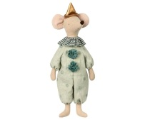 Maileg Circus Clown Maxi Mouse