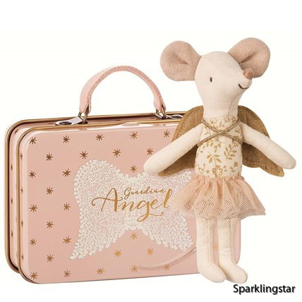 Maileg Mouse Guardian Ange
