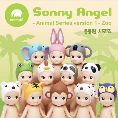 Sonny Angel Animal Series Version 1 Zoo - Sonny Angel Animal Series Version 1 Zoo ( Blindpack )