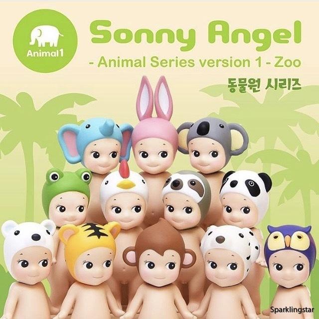 Sonny Angel Animal Series Version 1 Zoo