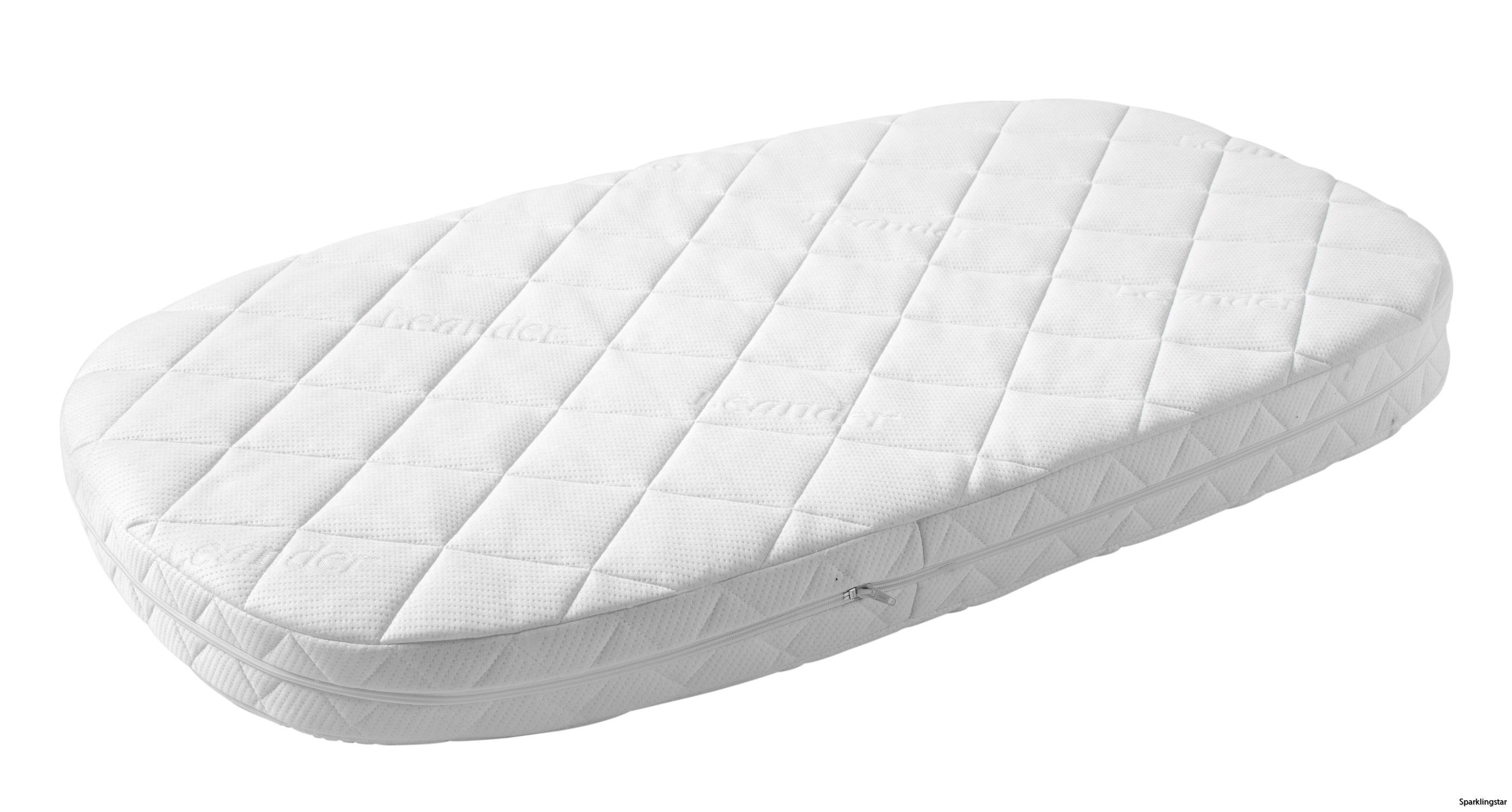 Leander Madrass Till Baby Säng Comfort +7
