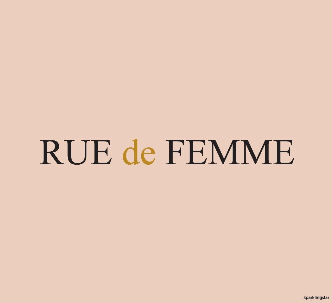 Rue De Femme Logo